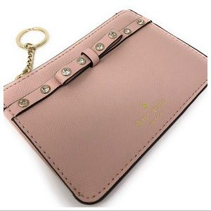 NWT | Kate Spade Bitsy Leather Card Case
